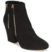 Čevlji  Ženske Gležnjarji Dune London NORAS Črna