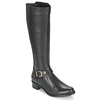 Čevlji  Ženske Mestni škornji    Dune London TIPPLER Črna