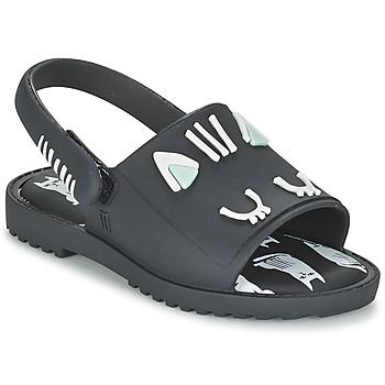 Čevlji  Deklice Sandali & Odprti čevlji Melissa MIA FABULA Črna