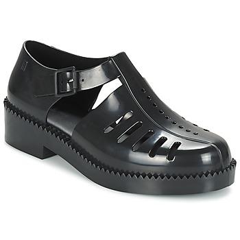 Čevlji  Ženske Sandali & Odprti čevlji Melissa ARANHA Črna