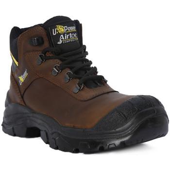 Čevlji  Moški Pohodništvo U Power LATITUDE RS UK S3 SRC Multicolore