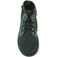 Čevlji  Deklice Gležnjarji Didiblu Gležnarji AJ952 Zelena