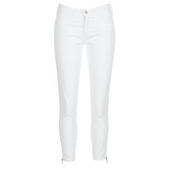 Oblačila Ženske Jeans 3/4 & 7/8 Gaudi PODALI Bela