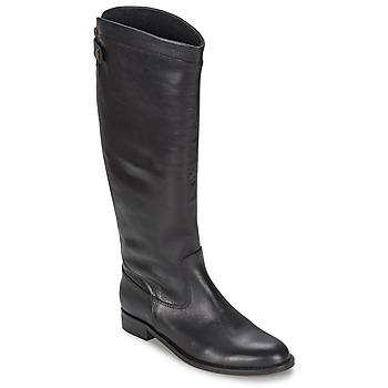 Čevlji  Ženske Mestni škornji    Jonak BATURINGI Črna