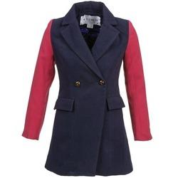 Oblačila Ženske Plašči Kling VERMEER Modra