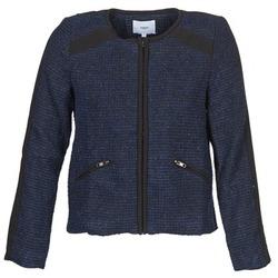 Oblačila Ženske Jakne & Blazerji Suncoo DANAELLE Modra