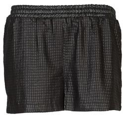 Oblačila Ženske Kratke hlače & Bermuda Suncoo BONIE Črna