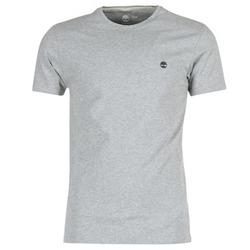 Oblačila Moški Majice s kratkimi rokavi Timberland SS DUNSTAN RIVER CREW TEE Siva