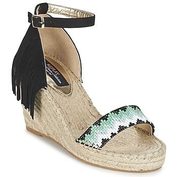 Čevlji  Ženske Sandali & Odprti čevlji Replay CHATE Črna