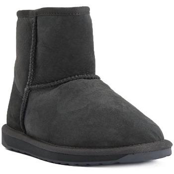 Čevlji  Ženske Škornji za sneg EMU STINGER MINI CHARCOAL Grigio