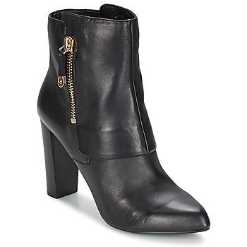 Čevlji  Ženske Gležnjarji Guess IVON Črna