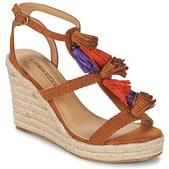 Čevlji  Ženske Sandali & Odprti čevlji Buffalo VARIN Kostanjeva