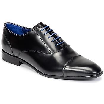 Čevlji  Moški Čevlji Richelieu Azzaro RAEL Črna