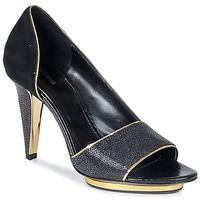 Čevlji  Ženske Sandali & Odprti čevlji Roberto Cavalli YDS637-UF013-05051 Črna