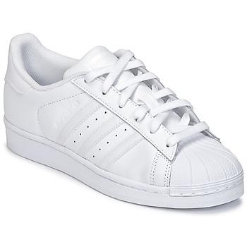Čevlji  Otroci Nizke superge adidas Originals SUPERSTAR Bela