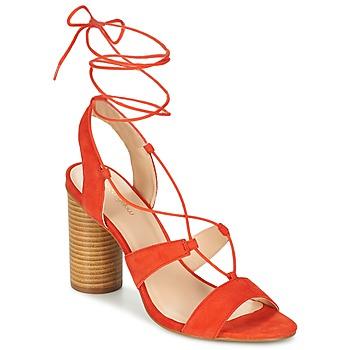 Čevlji  Ženske Sandali & Odprti čevlji Mellow Yellow BRUNE Oranžna