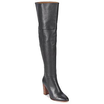 Čevlji  Ženske Visoki škornji Fericelli NIRI Črna