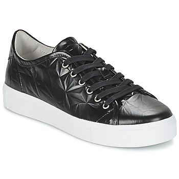 Čevlji  Ženske Nizke superge Blackstone NL34 Črna