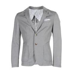 Oblačila Moški Jakne & Blazerji Benetton MASKIOL Siva
