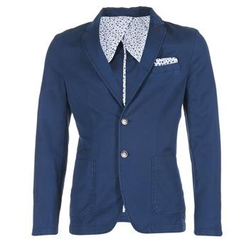 Oblačila Moški Jakne & Blazerji Benetton MASKIOL Modra