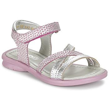 Čevlji  Deklice Sandali & Odprti čevlji Mod'8 JELGUY2 Rožnata
