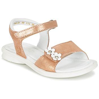 Čevlji  Deklice Sandali & Odprti čevlji Mod'8 JANAH Zlata
