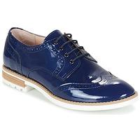 Čevlji  Deklice Čevlji Derby Acebo's SUPPIL Modra