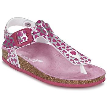 Čevlji  Deklice Sandali & Odprti čevlji Agatha Ruiz de la Prada BOUDOU Rožnata