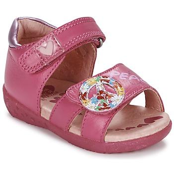 Čevlji  Deklice Sandali & Odprti čevlji Agatha Ruiz de la Prada BOUTICHEK Rožnata