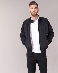 Oblačila Moški Jakne Ben Sherman HARRINGTON Črna