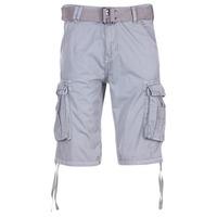 Oblačila Moški Kratke hlače & Bermuda Schott TR RANGER 30 Siva