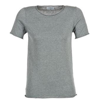 Oblačila Ženske Majice s kratkimi rokavi Casual Attitude GENIUS Siva