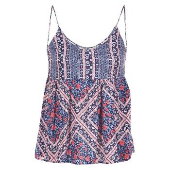 Oblačila Ženske Topi & Bluze Pepe jeans MERY Modra / Rožnata