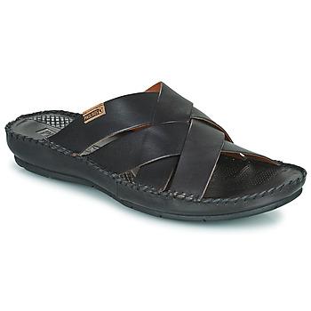 Čevlji  Moški Natikači Pikolinos TARIFA 06J Črna
