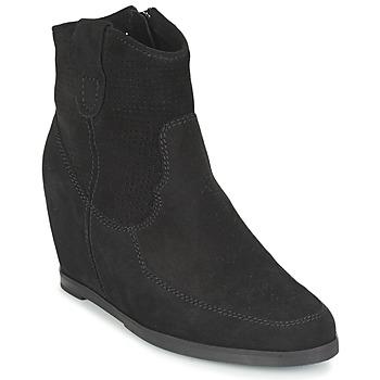 Čevlji  Ženske Gležnjarji Myma PERFONOIR Črna