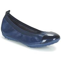 Čevlji  Deklice Balerinke Geox J PIUMA BALL B Modra