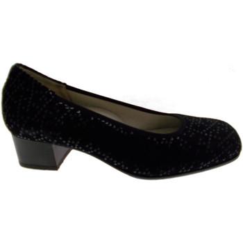 Čevlji  Ženske Salonarji Calzaturificio Loren LOP5414ne nero
