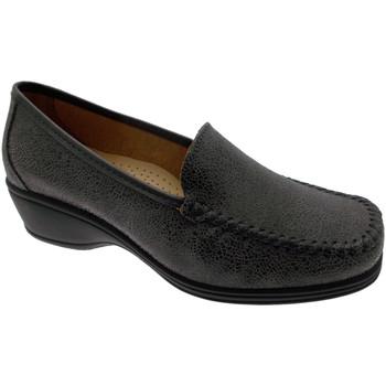 Čevlji  Ženske Mokasini Calzaturificio Loren LOK3961gr grigio