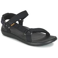 Čevlji  Ženske Sandali & Odprti čevlji Teva SANBORN UNIVERSAL Črna