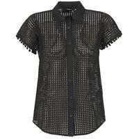 Oblačila Ženske Srajce & Bluze Love Moschino WCC0480 Črna