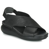 Čevlji  Ženske Sandali & Odprti čevlji Camper BALLOON Črna
