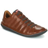 Čevlji  Moški Čevlji Derby Camper BEETLE Kostanjeva