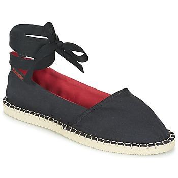 Čevlji  Ženske Espadrile Havaianas ORIGINE SLIM Črna