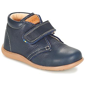 Čevlji  Otroci Polškornji Kavat HAMMAR Modra