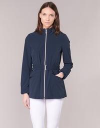 Oblačila Ženske Jakne Geox TRIDE Modra