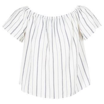 Oblačila Ženske Topi & Bluze Betty London GOYPILA Kremno bela