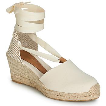 Čevlji  Ženske Sandali & Odprti čevlji Betty London GRANDA Bež