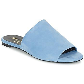 Čevlji  Ženske Natikači Robert Clergerie GIGY Modra