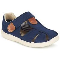 Čevlji  Dečki Sandali & Odprti čevlji Citrouille et Compagnie GUNCAL Modra
