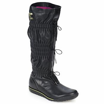 Čevlji  Ženske Mestni škornji    Sorel FIRENZY Črna